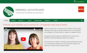 Fernhill Accountants, a family-run, professional and caring service