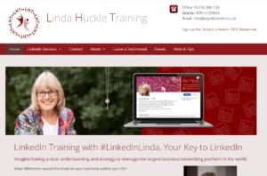 Key to LinkedIn website